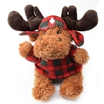 Plush - Lumberjack Moose - 9