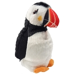 Plush Puffin - With real bird calls - 7