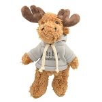 Plush - Moose with Yes b'y  Hoodie - 9