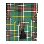 Table Runner - Newfoundland  Tartan w Tassels - 54