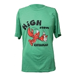 T Shirt - High From Newfoundland