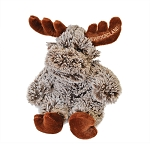 Plush - Sitting Moose - 10