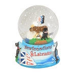 Snow Globe - Newfoundland Animals -2.5