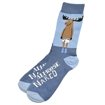 Mens Socks - Almoose Naked