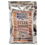 Newfoundland Seasonings - Steak, Burger & Ceasar Spice - Bold Yet Friendly ... Like a Newfoundlander - 70g