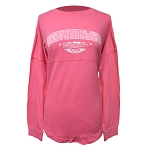 Ladies - Sweatshirt - Newfoundland and Labrador - Pink