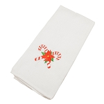 Tea Towel - Christmas Candy Canes