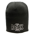 Toque - The Rock with Newfoundland Map - Black