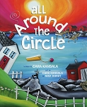 All Around the Circle - Cara Kansala - Art by Cara Kansala & Max Dorey
