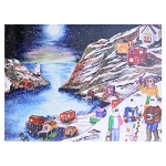 Corkback - Placemat  - Mummers in the Cove  - 10
