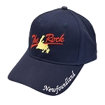 The Rock - Newfoundland Map - Cap - Navy