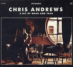 CD - A Bit fo Wear and Tear -  Chris Andrews