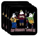 Coasters - Any Mummers 'lowed in? - Set of 6