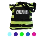 Newfoundland Neon Striped Tote Bag
