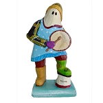 Mummers the Word - Figurine - Fergus From Ferryland 9
