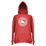 Hoodie - Proud Newfoundlander - Newfoundland Map - The Rock - Red