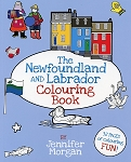The Newfoundland & Labrador Colouring Book - Jennifer Morgan