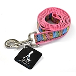 Dog Leash - Rowhouse - Pink