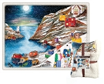 Fleece Throw - Sherpa - Mummers in the Cove - 50 x 60