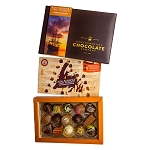 Newfoundland Chocolate Company  - Rum Runners and Rogues - Liqueur Chocolates  - 200g