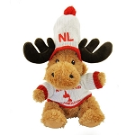Plush - Moose - Bruce The Toque - 9