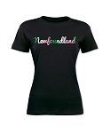 Ladies - Newfoundland - Republic Faded Colours - Black