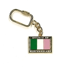 Key Chain - Republic  Of Newfoundland Flag