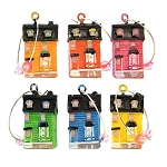Wine Charms - Row houses - Set of 6