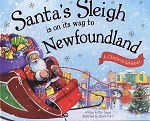 Santa's Sleigh is on its way to Newfoundland - A Christmas Adventure -  Eric James/Robert Dunn