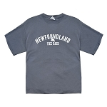 Mens - Newfoundland: The Rock - Newfoundland Map - Charcoal