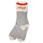 Socks - lumberjack - Froze - Medium