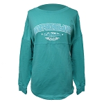 Ladies - Sweatshirt  - Newfoundland and Labrador - Green