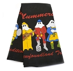 Tea Towel - Mummering: A Newfoundland  Tradition