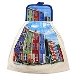 Hanging - Hand  Towel  -  Row Houses