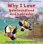 Why I Love Newfoundland and Labrador - Illustrated Daniel Howarth