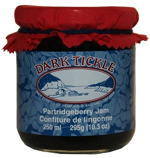 Dark Tickle - Partridgeberry Jam - 250ml