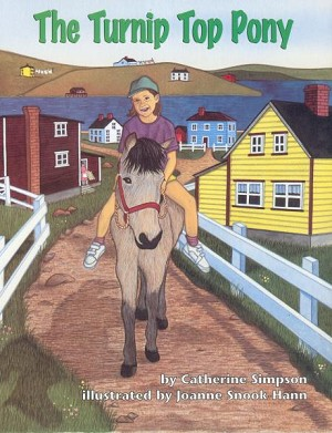 The Turnip Top Pony - Catherine Simpson