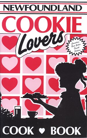 Newfoundland Cookie Lovers - Various Authors