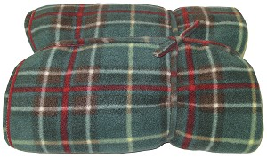 Fleece Blanket - Newfoundland Tartan
