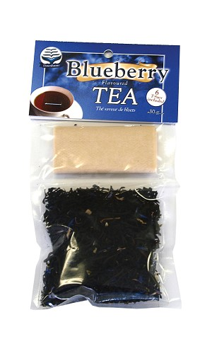 Downhome Blueberry Tea  (Loose with Filters) - 30 Grams