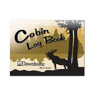 Downhome Cabin Log Book