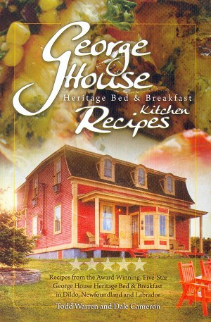 George House Kitchen Recipes - Warren & Cameron
