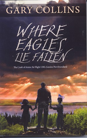 Where Eagles Lie fallen - Gary Collins