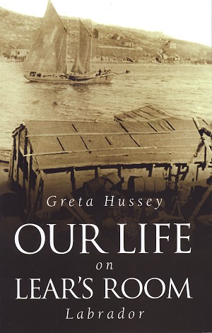Our Life on Lear's Room - Greta Hussey