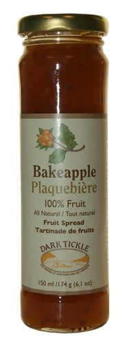 Dark Tickle -100% Fruit Spread - Bakeapple - 150ml