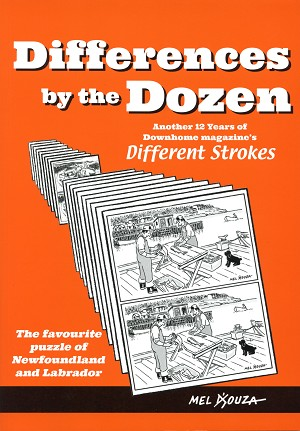 Differences by the Dozen - Mel D'Souza