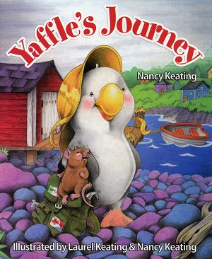 Yaffle's Journey - Nancy Keating