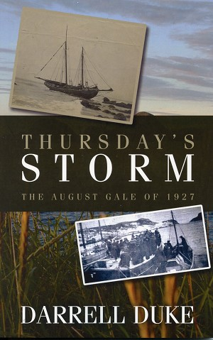 Thursday's Storm - Darrell Duke