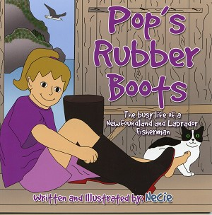Pop's Rubber Boots - Necie