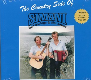 CD - The Country Side of Simani - Simani